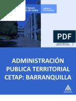 SESION 1 administración publica