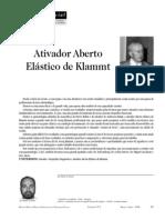Ativador Aberto Elástico de Klammt 83