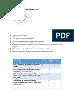 2 periodo Cuestionario Pre lecctura critica