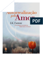 Taimni - Auto-Realização Pelo Amor