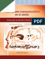 Traumatismo craneoencefalico en el adulto (1)