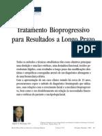 Tratamento Bioprogressivo Para Result a Dos a Longo Prazo