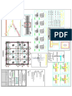 Plan -BA- details des fondations