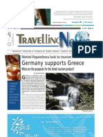Travelling News Greece March 2011 (English Version)