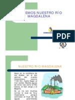 Contaminación en el Magdalena