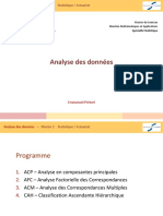 Cours 1 - ACP