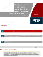 CSC Learning Material (French - European)