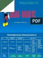 DASAR2 K3