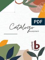 Catálogo Banjokô 2021-1