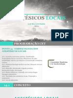 AnestesicosLocais