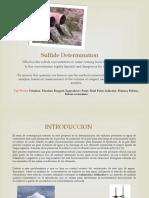 Determinación De Sulfuros