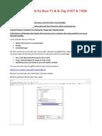 SD Creation Guide for Kess V2