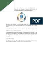 TIPOS DE SEGURIDAD INFORMATICA