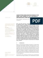 Chadefaux C. Et Al. Studies Collagen in Archaeological Bone. 2009