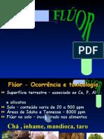 Flúor - mecanismo de ação - ilustrado