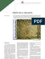Ortíz, I. Reseña de un viejo peine. 2005