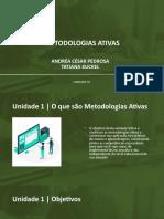 METODOLOGIA ATIVA