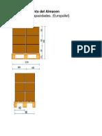 Propuesta para dimensionamiento del almacen