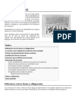 Acción (Finanzas)