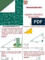 TRIGONOMETRIA 1RO - ANGULOS VERTICALES - ACTIVIDAD BASICA N° 4-II (1)