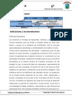 Guia 1 Aritmetica 6- Inef - Primer Periodo- 9-01-2021 Mg Willington Peralta