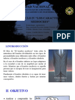 CAPITULO IV caracteres mediocres