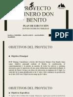 PPT Plan de Ejecución PMDB Grupo 6