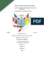 6s t7 Analisis Ivvineda Vernacula Quequeña. Barreda y Flores