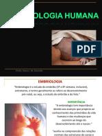 Embriologia - introdução (1)