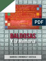 5) Baldosas X La Memoria