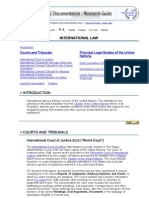 International Law Documentation