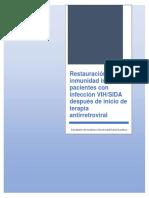 Articulo Cientifico de la inmunidad innata. Maria Chiquin