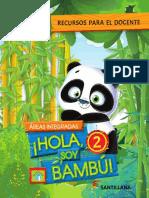 Bambu 2 docente