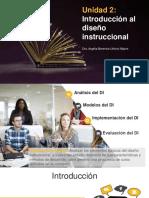 Unidad 2-Introducción Al Diseño Instruccional