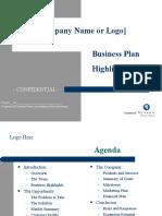 business-plan-highlights-template-227