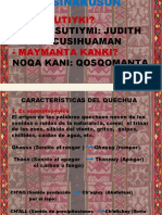 Caracteristicas Del Quechua (1)
