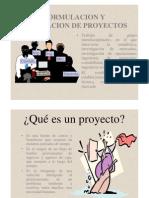 Caracteristicas formulacion de proyctos
