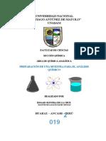 Sem 1 - Preparación muestra-análisis