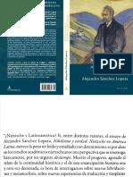 Sánchez Lopera, Alejandro_Nihilismo y verdad. Nietzsche en América Latina_Introducción
