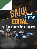 Saiu Edital - PRF