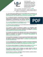 D. Penal 3 - 2º Parcial LQL