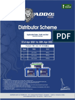 Addo Distributor FOC- North & East 1-4-21 to 30-4-21