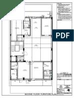 SECOND floor working plan