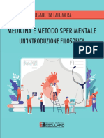 Elisabetta Lalumera - Medicina e Metodo Sperimentale