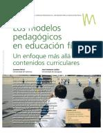 LECTURA 2. MODELOS PEDAGOGICOS TANDEM 50 copia