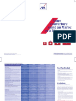 Brochure Plan Sante International