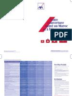 Brochure Plan Sante International