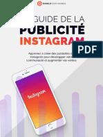 Le guide de la publcité Instagram