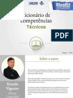 Linked RH - Dicionário de competências técnicas