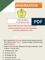 Sejarah Alkhairaat
